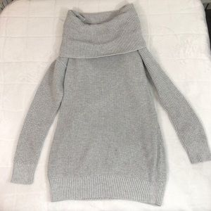 Old Navy Cozy Maternity Cowl Neck Sweater